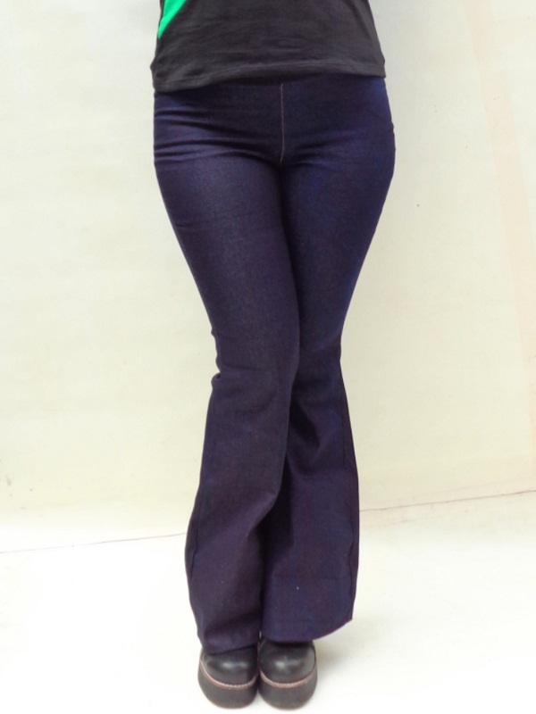 pantalon de jean oxford